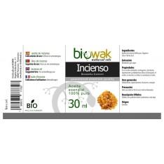 Aceite esencial de Incienso Bio