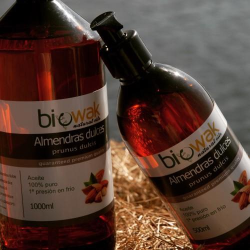 Aceite de Almendras Dulce, 100% Puro, 1ª Presion en Frio