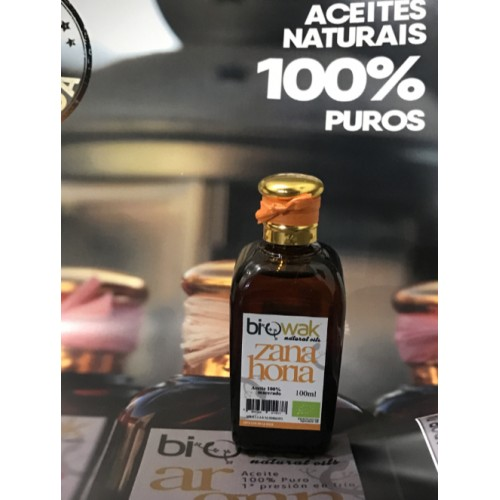 Aceite de Zanahoria Bio
