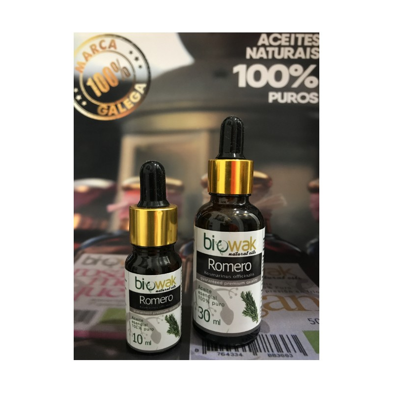 Aceite esencial de Romero 100% Puro, Qt: Cineol