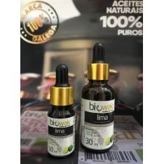 Aceite esencial de Lima 100% puro, Biowak