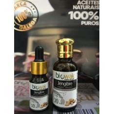 Aceite esencial de Jengibre Bio