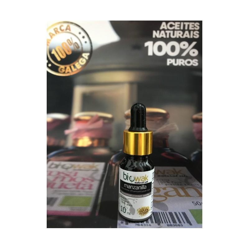 Aceite esencial de Manzanilla Santolina