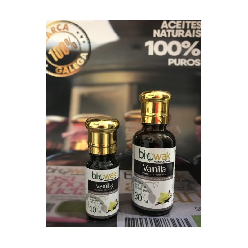 Aceite esencial de Vainilla bio
