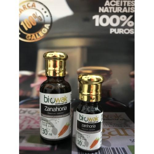 Aceite esencial de Zanahoria