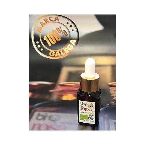 Aceite de Jojoba bio con aceite de Almizcle
