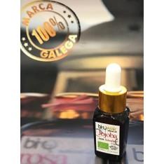 Aceite de Jojoba Bio con aceite de Sándalo