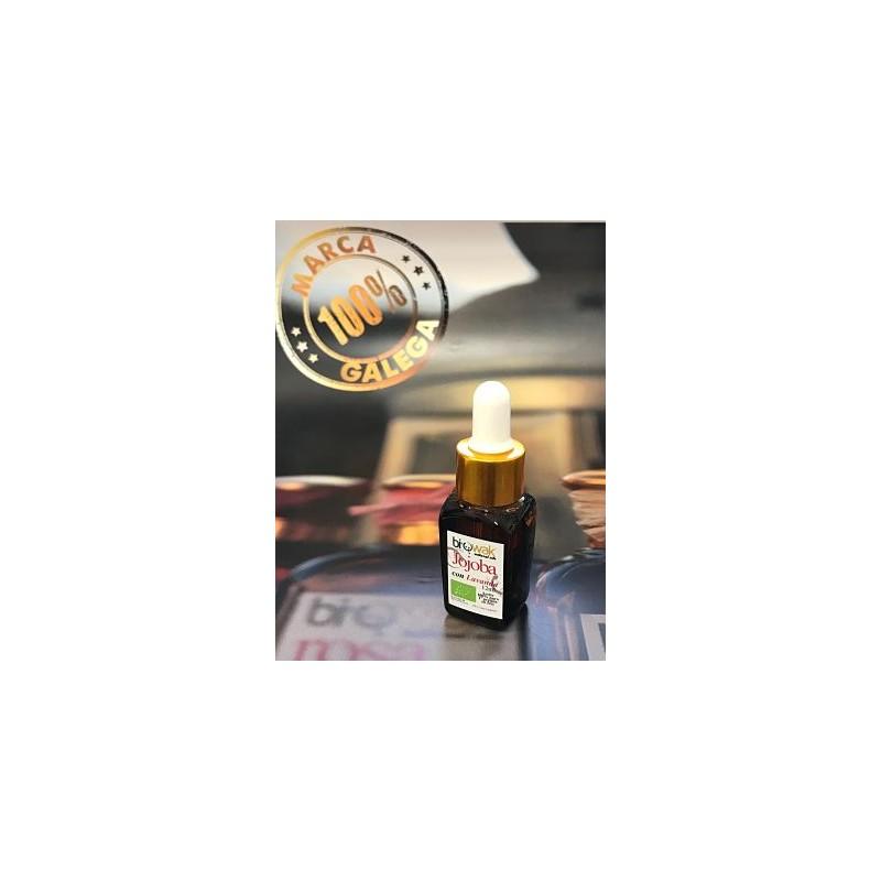 Aceite de Jojoba bio con Lavanda